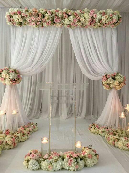 Ideas en un 2 x 3 usa cortinas de tela para decorar tu fiesta - Decoracion en cortinas ...