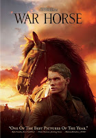 war horse, movie, dvd, box art, image, cover