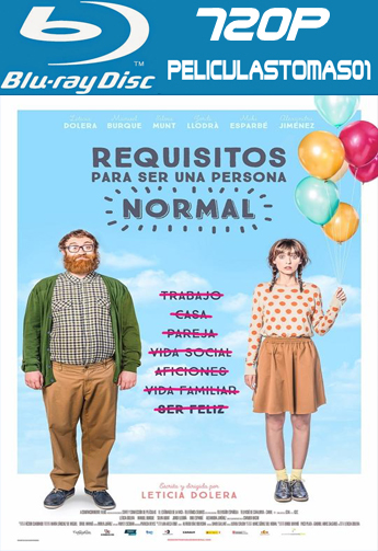 Requisitos Para ser una Persona Normal (2015) BDRip m720p