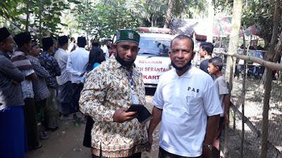 Pemulangan Jenazah Almarhum Mazuki, Malaysia - Aceh, di Fasilitasi Oleh Ketua PAS