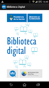 Biblioteca Digital screenshot 0