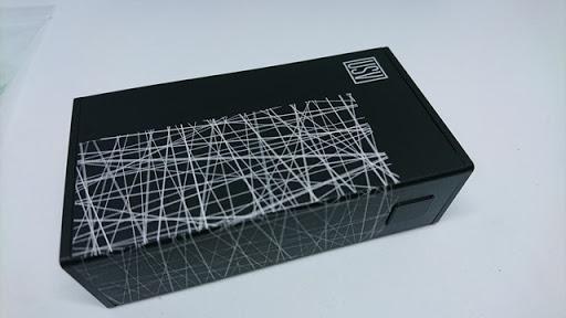 DSC 7066 thumb%255B2%255D - 【MOD】「USV-L 75w Box Mod」レビュー。VO75チップ by Vo Tech 搭載MOD初購入!!アルミボディで軽量、液晶ステルス&スライドボックスがアメリカンCOOL!!【オフィスエッジ】