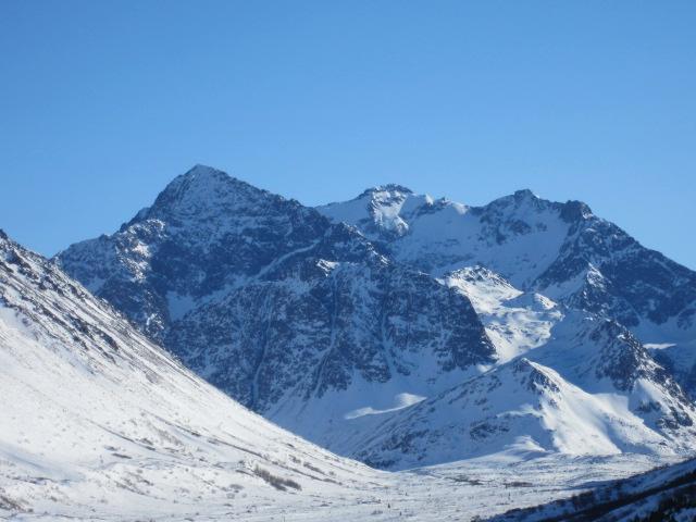 Days Fork Ski Tour