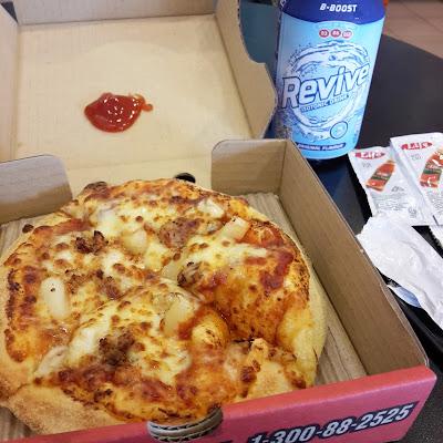 Makan Tengah Hari Jimat RM4.70 di Pizza Hut
