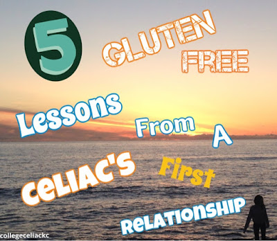 casey the college celiac, dating, life lessons
