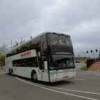 Vanhool van Jan De Wit group bus 332