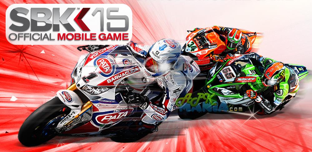 SBK15 Official Mobile Game (Full) v1.0.0 APK