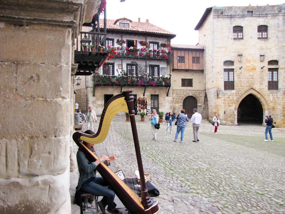 Заметки по северу Испании от сильно немолодых.