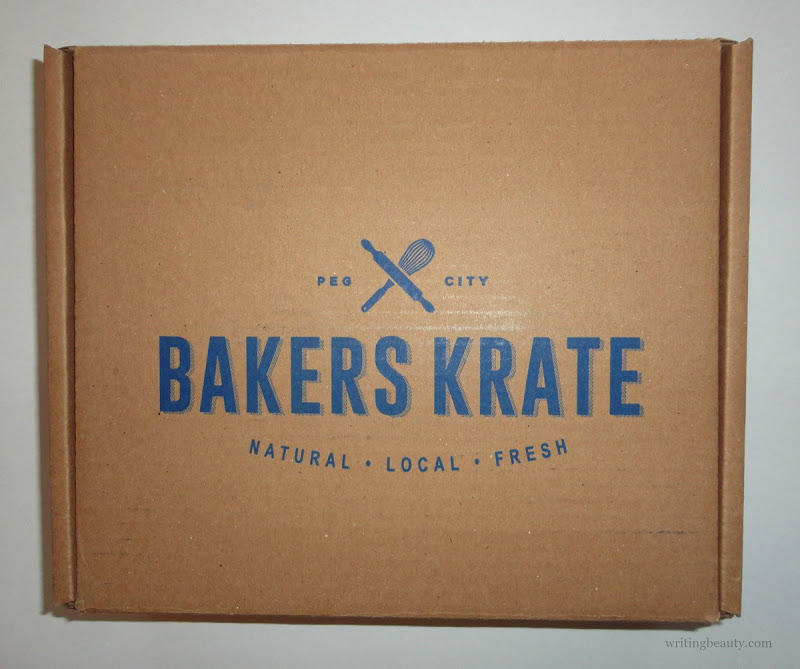 January 2016 Bakers Krate Review 1
