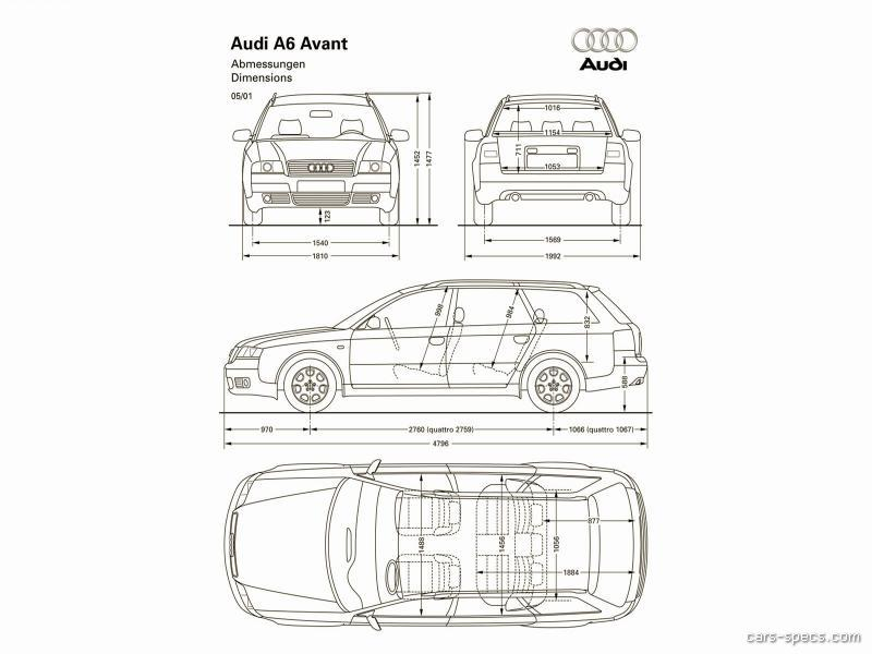 2002 audi a6 wagon specifications pictures prices. Black Bedroom Furniture Sets. Home Design Ideas