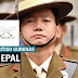 Former Gurkha Soldier Hands Over Memorandum To PM Oli