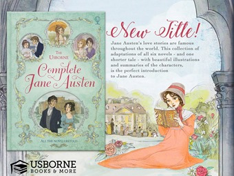 Fall 2018 - Mid Season New Titles - Jane Austen