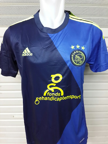 Jersey Ajax Amsterdam Away 2014-2015