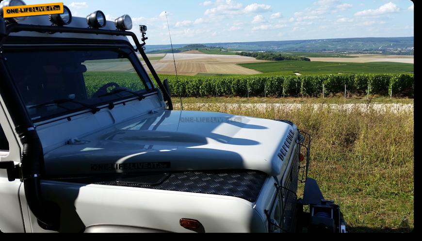 Maiden trip - Champagne Region