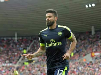 Fans React to Olivier Giroud's performance