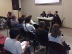 Conferencia de Mansur Escudero en la Universidad Autónoma de Bogota