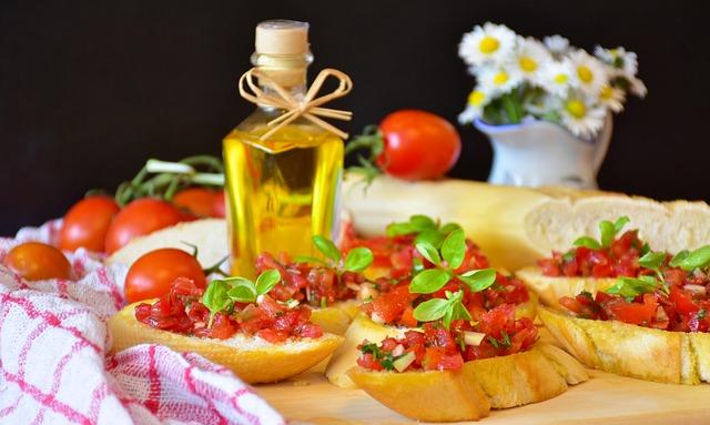 Easy Bruschetta alla salsiccia(bruscetta-sausages)