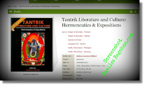 [Loseries: Tantrik Literature and Culture]