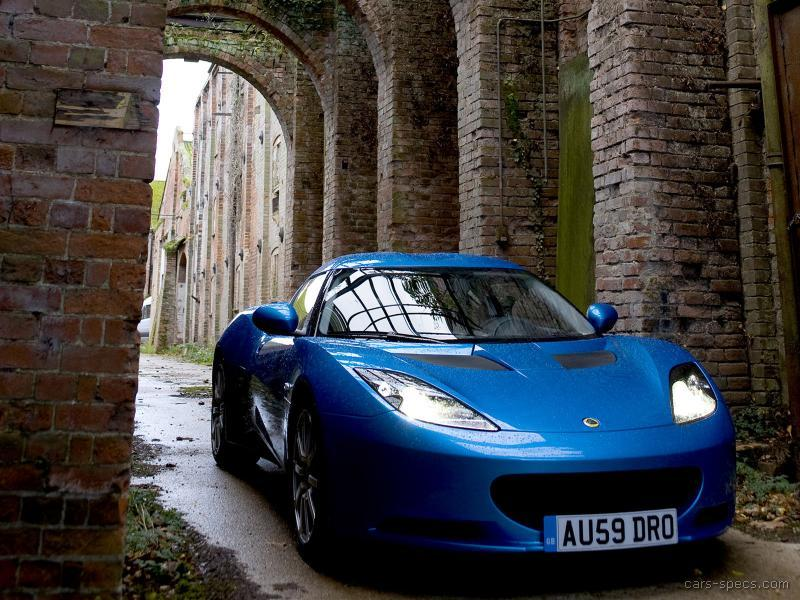 2010 Lotus Evora Coupe Specifications Pictures Prices