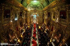 Foto 2650. Marcadores: 11/06/2010, Casamento Camille e Paulo, Igreja, Igreja Nossa Senhora Monte do Carmo, Rio de Janeiro