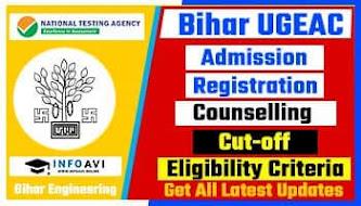 Bihar Ugeac Eligibility Criteria, Bihar Engineering, Bcece Ugeac 2021