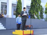 Wakil Bupati Kepulauan Selayar DR.H. Zainuddin SH. MH Jadi Iruf  Peringati Hari Sumpah Pemuda