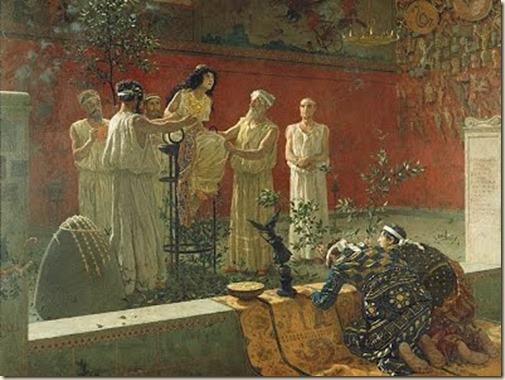 El oráculo%2c Camilo Miola%2c 1880%2c Getty Museum