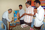 Dr.T.N.Kuppusamy Lighting the Lamp at Prof. K.R.Paramasivan Memorial Medical Camp. :: Date: Feb 17, 2008, 10:44 AMNumber of Comments on Photo:0View Photo