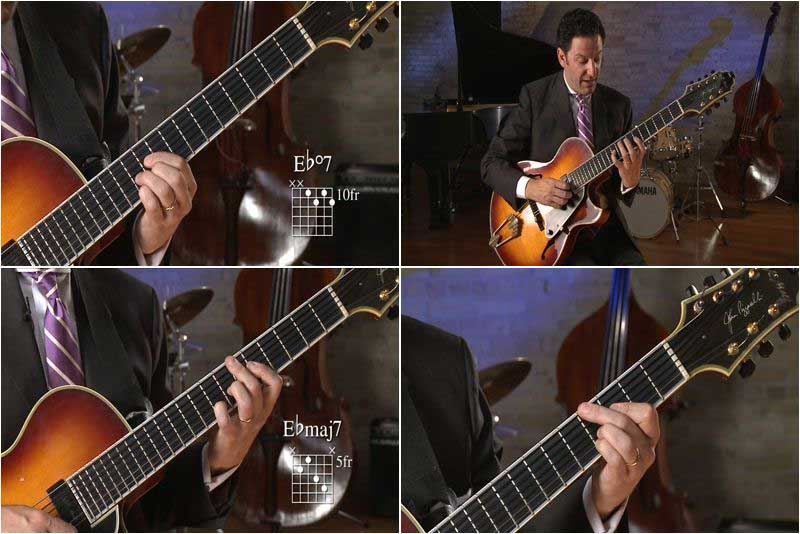 John Pizzarelli – Exploring Jazz Guitar preview