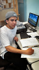 Abdullah Sebedar, Learning Center student, passed the English CAHSEE April 2014