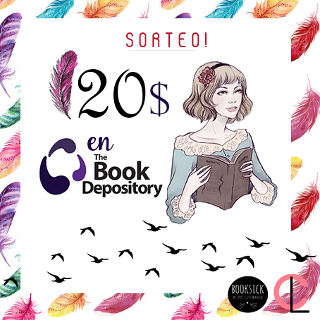 SORTEO INTERNACIONAL: 20$ EN BOOKDEPOSITORY