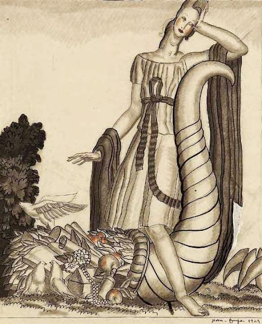 Jean Dupas - L'Abondance, 1929