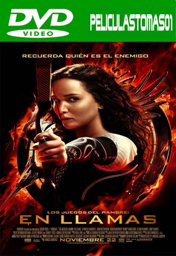 Los juegos del hambre: En llamas (2013) DVDRip