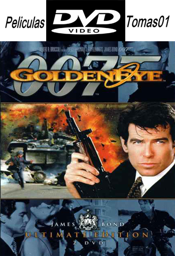 007 (17): GoldenEye: El regreso del agente (1995) DVDRip