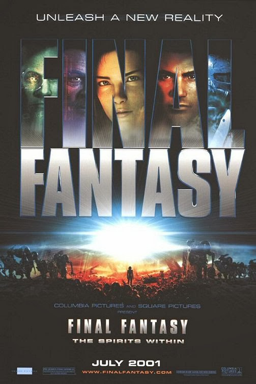 Poster Of Final Fantasy: The Spirits Within (2001) Full Movie Hindi Dubbed Free Download Watch Online At Alldownloads4u.Com