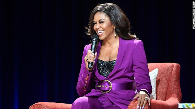 A county votes to rename Georgia elementary school after Michelle Obama