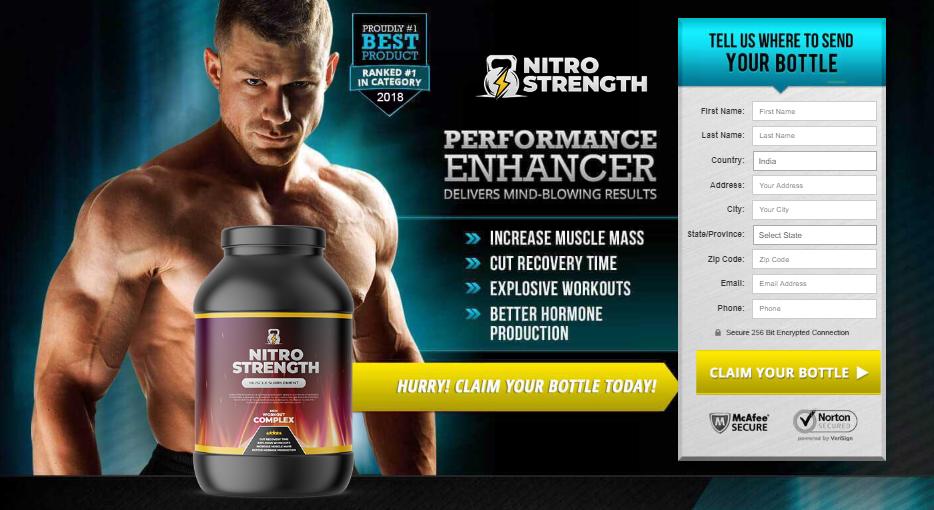 nitro strength