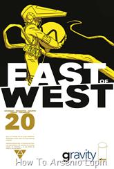 Actualización 22/04/2016: Se agrega el número #20 de East of West, por TarkuX, Cucaracho de la pagina de Facebook G-Comis.