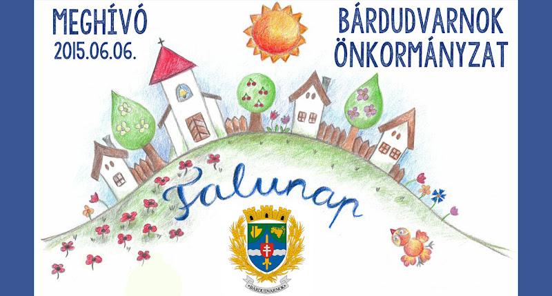 Bárdudvarnok Falunap 2015.06.06
