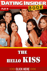 Cover of Dating Insider's Book The Hello Kiss