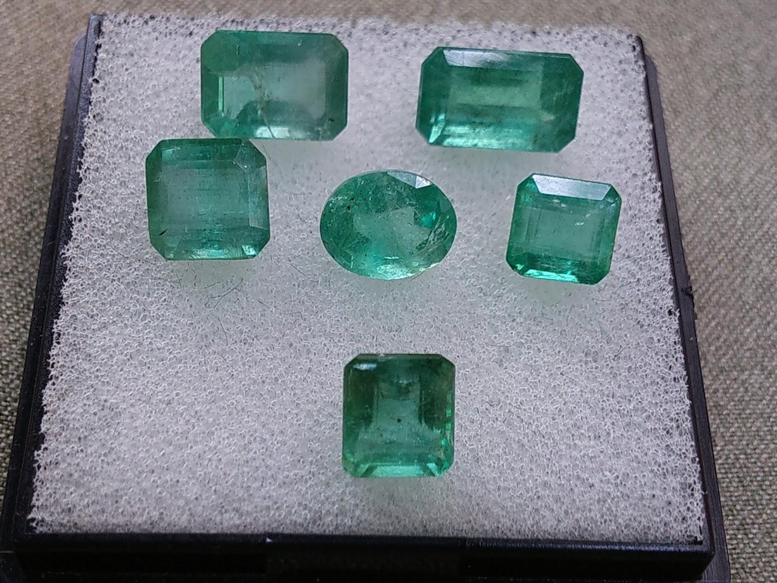 Đá Emerald, Ngọc Lục Bảo thiên nhiên