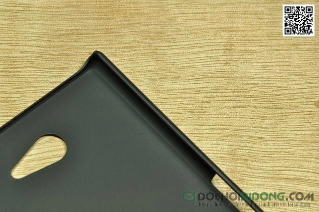 Ốp lưng Sony Xperia M2 Nillkin vân sần