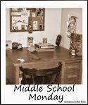 Middle School Monday at Homeschool Coffee Break