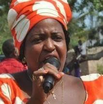 Mama Mbeyu kianza Team Embrace Kilifi.