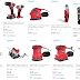 Hyper Tough Power Tools on Clearance on Walmart. Amazing prices! Cordless Drill & 1/4 inch Impact Driver Combo Kit only $17.70, Orbital Sander $5.96, Belt Sander $8.59 and many more
