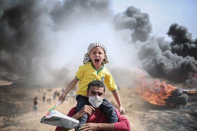 فلسطين والقضية