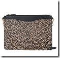 LK Bennett Leopard Print Pouch