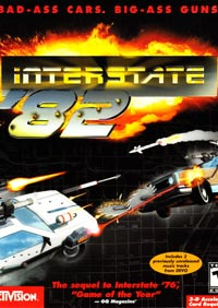 Interstate '82 - Review-Cheats-Walkthrough By Roxanne Distefano