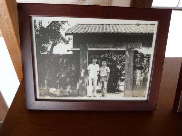 TAIWAN.Toucheng .musée du crabe situé au Pei Kan Resort, surfers,maison Japonaise du chef de gare - P1080907.JPG