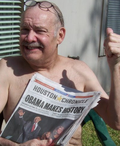 A Yellow Dog Democrat Gloats Over Obama Victory 5 Nov 2008